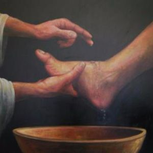2017-04-13 Maundy Thursday - Not Just My Feet.... by Pastor Gary Hicks