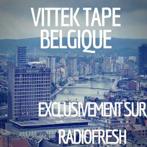 Vittek Tape Belgium 28-6-17