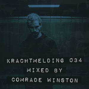 Krachtmelding Podcast 034 [Mixed By: Comrade Winston]