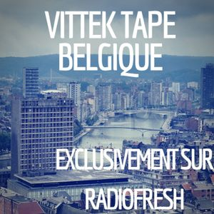 Vittek Tape Belgium 30-7-17