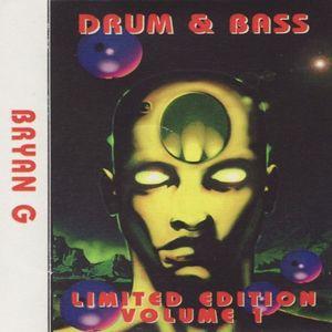 Bryan Gee - Drum & Bass Limited Edition Volume 1 Studio Mix - Mid 1996