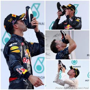 Will The FIA Ban The Shoey?