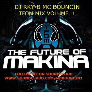 DJ RKY B MC BOUNCIN ROUND 2