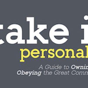 Take It Personally 2