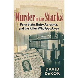 MURDER IN THE STACKS-David DeKok