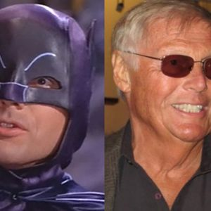 ADAM WEST, TIGER WOODS, and PUERTO RICO