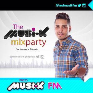 DJ Pflow - Merengue Mix 022