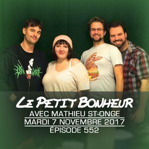 LPB #552 - Mathieu St-Onge - Mar - Audrey est beaucoup trop jeune à côté des gars