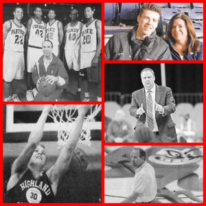 Coach Alan Darner and his family of basketball! Coach Darner shares his story of the game!
