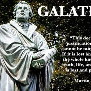 Galatians 3:10-14 - Audio