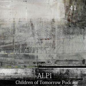 Children Of Tomorrow's Podcast 41 - ALPI