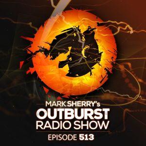 The Outburst Radioshow - Episode #513 (25/05/17)