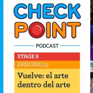 "Stage 08 – Level 13: ""Doppelpoint"""