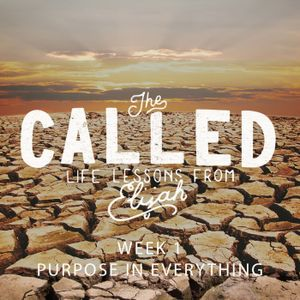 The Called: Life Lessons From Elijah - Purpose in Everything