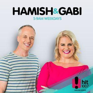 Hamish and Gabi - Monday 10th July 2017