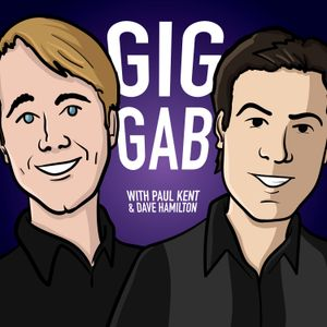Finding Balance: Big Stages, Band, and Family –GigGab 121