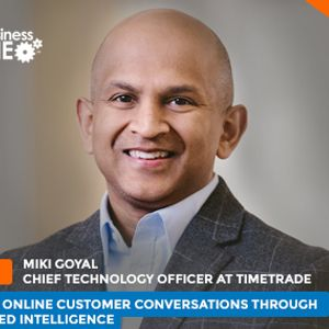 Creating Online Customer Conversations through AI Powered Intelligence