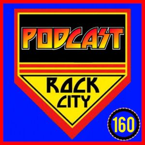 PODCAST ROCK CITY -160- Brett Weiss, Author of Encyclopedia of KISS joins us!