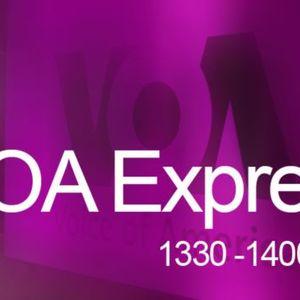 VOA Express - Mei 18, 2017