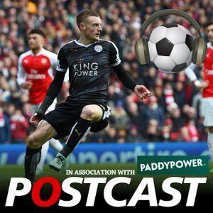 Football Postcast: 02-03-2017