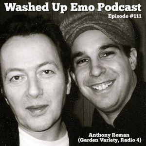 #111 - Anthony Roman (Garden Variety, Radio 4)