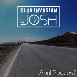Club Invasion with Josh - April 2017