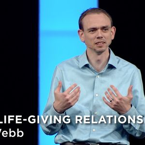 04 - Chase Life-Giving Relationships (Brookfield) (Audio)