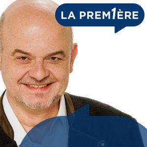 Première de Couverture - Le spectacle: « Pas pleurer » au théâtre de Poche et Philippe Berthet pour