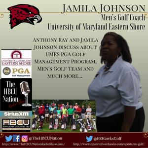 UMES PGA Golf Management Program with Jamila Johnson