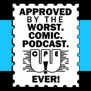 WCPE Episode 169 - Who Reads The Watchmen