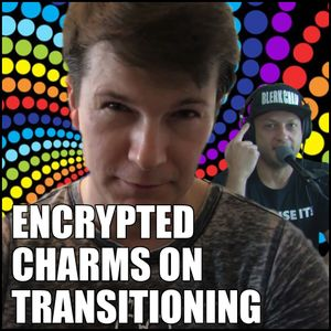 """What to Expect on Hormones, an Interview with Transgender FTM Bitcoiner """"Encrypted Charms"""""""