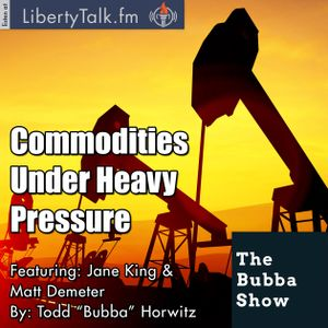 Commodities Under Heavy Pressure