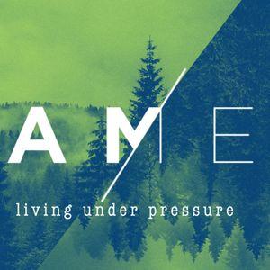 Living Under Pressure - James 1.1