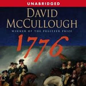 Show 1821 Audiobook. 1776 by David McCullough. The Siege of Boston. Dorchester Heights