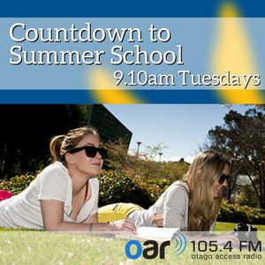 Countdown to Summer School - 17-10-2017 - PHIL106 Radical Philosophy - Greg Dawes