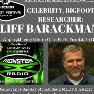 Exciting news and updates about the upcoming 2017 Oregon Bigfoot Festival