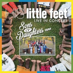 July 9, 2017 His Little Feet