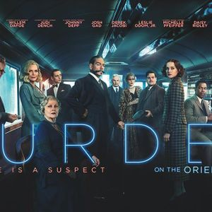 Out Now 306: Murder On The Orient Express