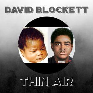 Episode 25 - David Blockett