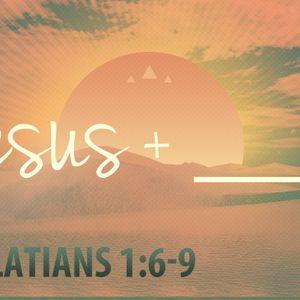 Jesus + ______