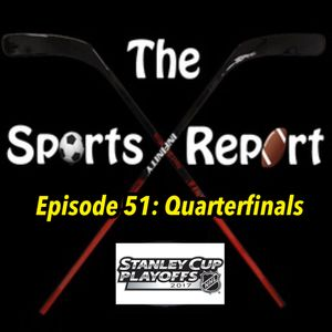 SR051: 2017 Stanley Cup Quarterfinals Picks