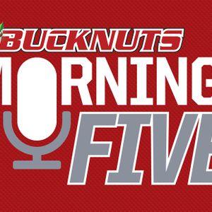 Bucknuts Morning 5: June 27, 2017