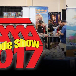 GAMA 2017 - Best Board Games - Episode 1of 5 with the Game Boy Geek