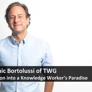 Episode 123 - Dominic Bortolussi of TWG