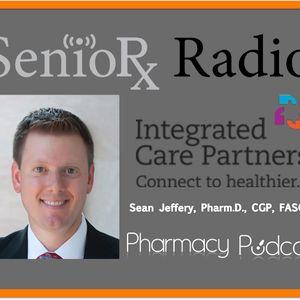 SenioRx Radio: Integrated Care Partners (ICP) Pharmacy Podcast Episode 448