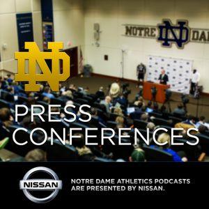 Drue Tranquill Press Conference - Michigan State Week (September 20, 2017)