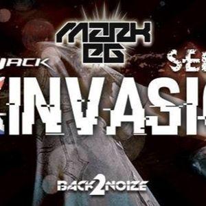 Loudjack Live @ Back2Noize Radio - Special UK Invasion Show (11.05.2017)