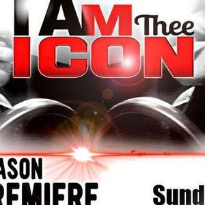 IAm Thee Icon w/ Pioneer Icon Stewart Ebony