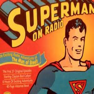 Superman Radio 119 The Invisible Man 1