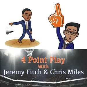 4 Point Play Jeremy & Chris talk Marvin Bagley commitment to Duke